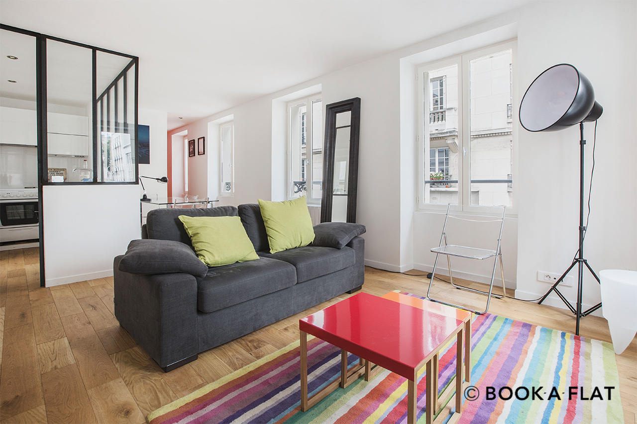 Furnished apartment for rent Paris Rue Notre Dame des Champs