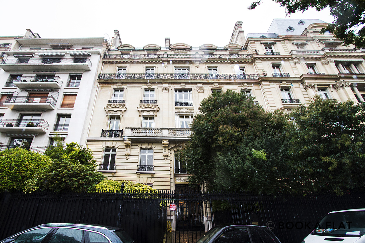 Квартира Paris Avenue Foch 10