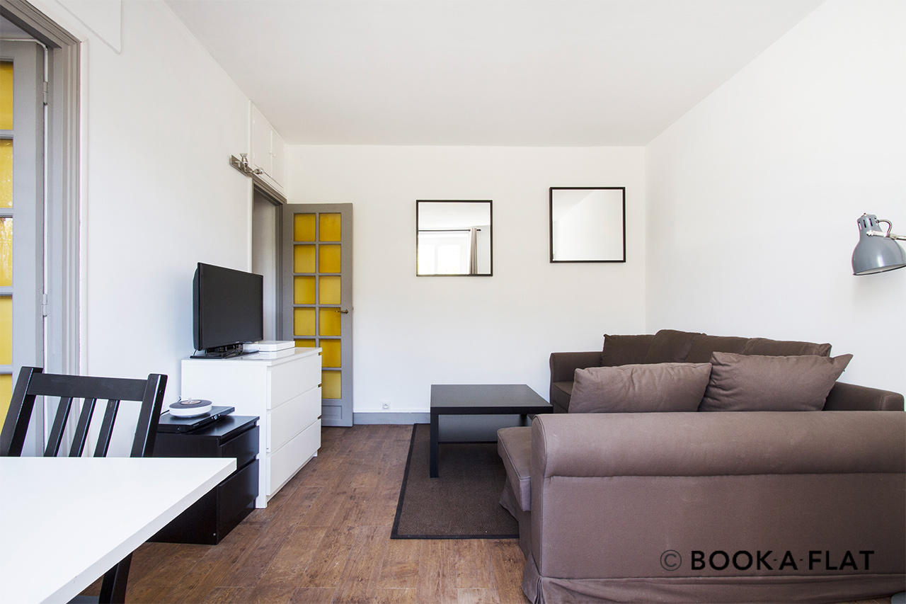 Paris Avenue de Breteuil Apartment for rent