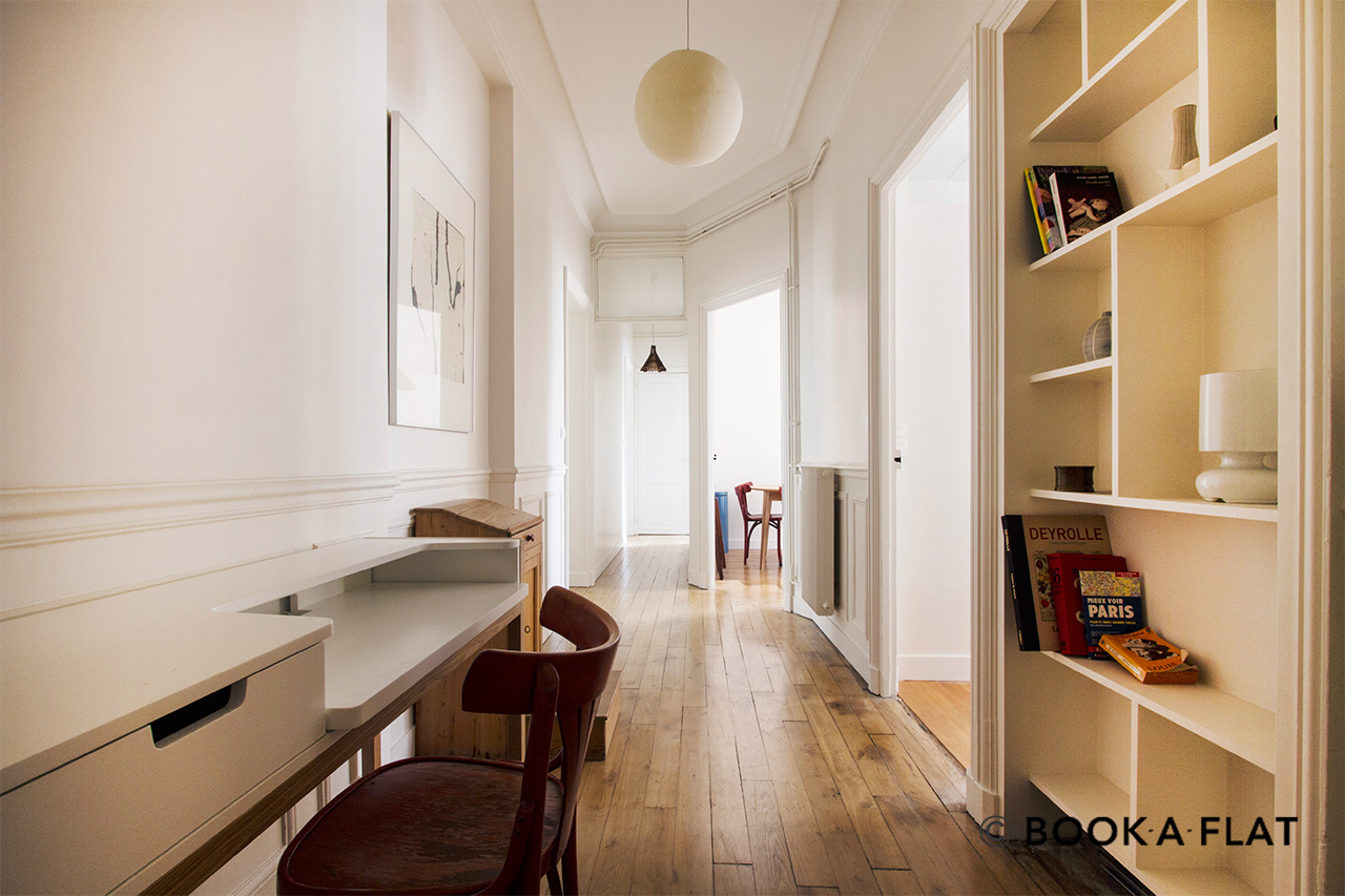 Apartment Paris Rue Caulaincourt 10