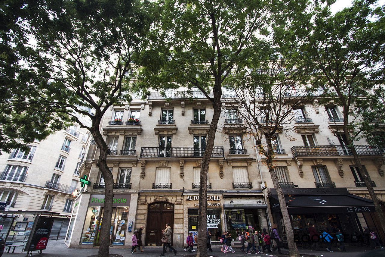 Apartment Paris Rue Caulaincourt 14