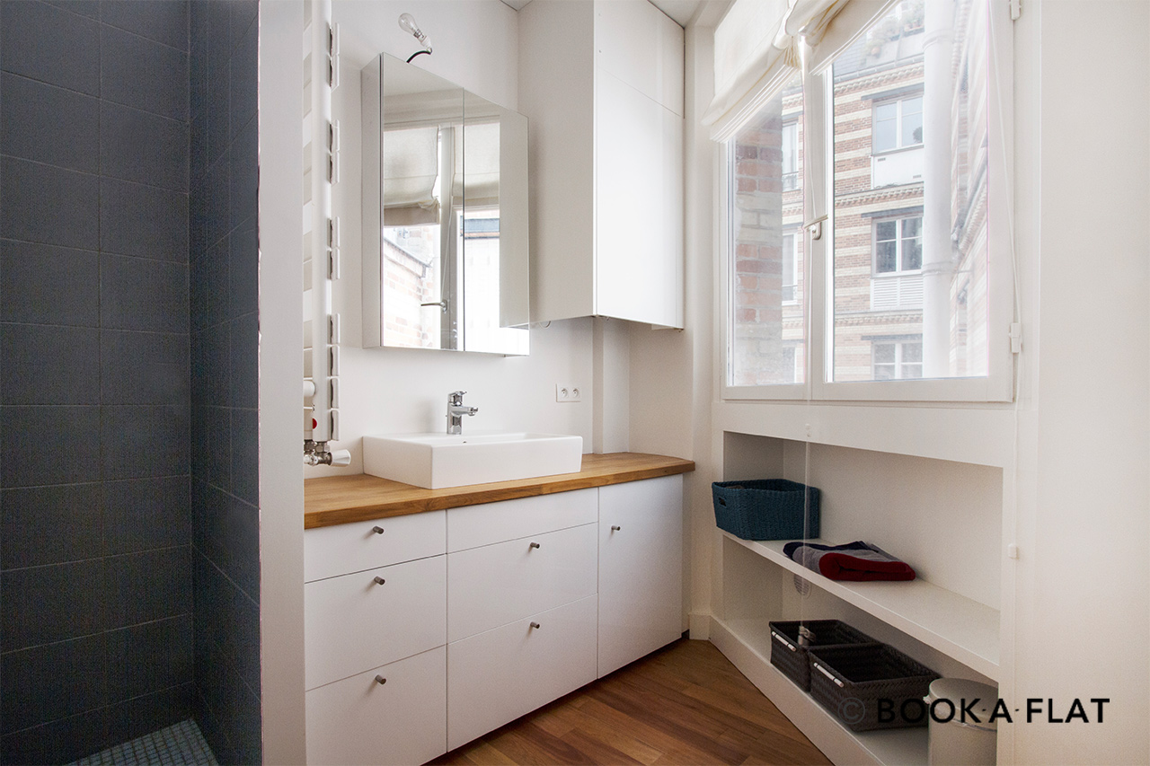 Apartment Paris Rue Caulaincourt 11