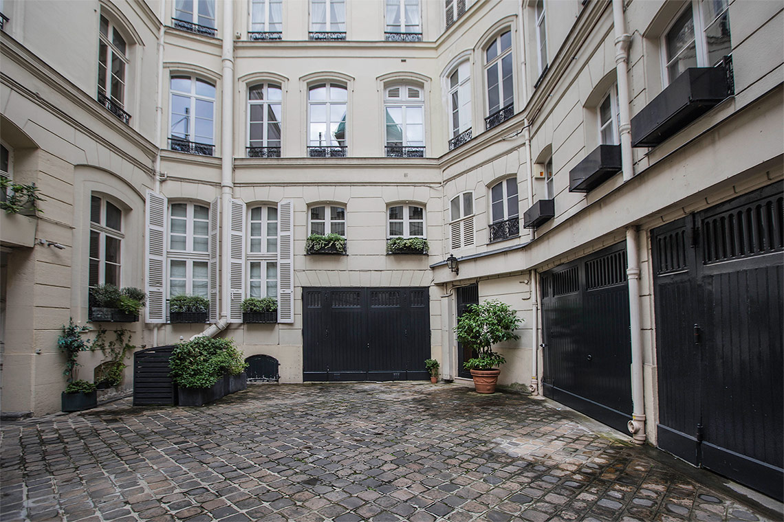 Appartement Paris Rue Jean Goujon 5