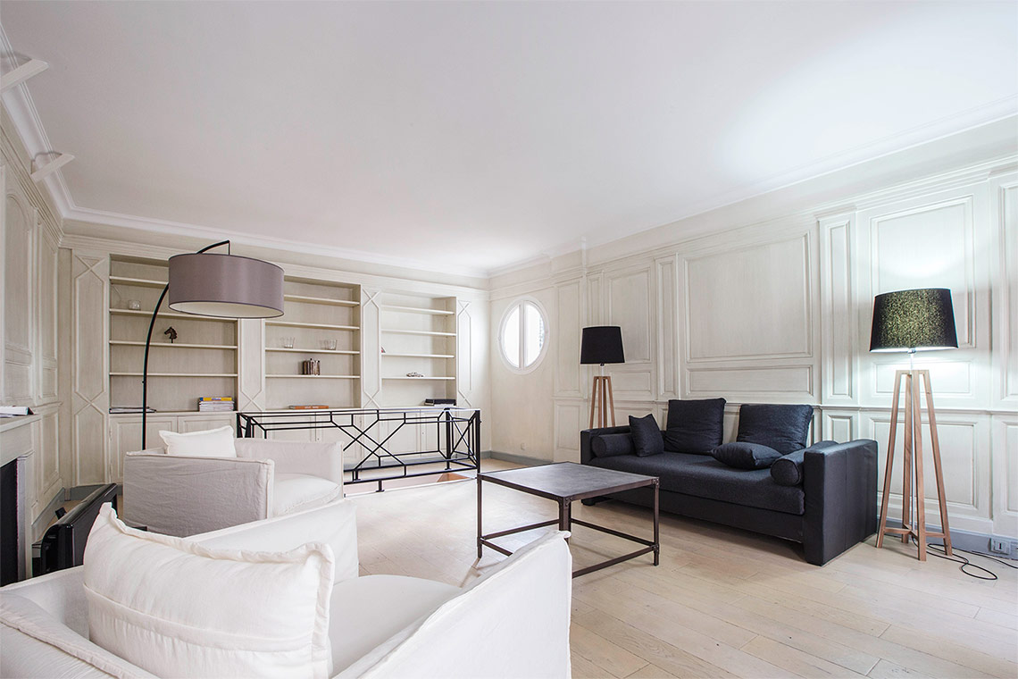Appartement Paris Rue Jean Goujon 13