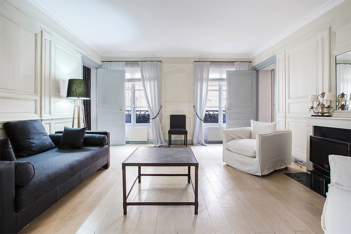 Appartement Paris Rue Jean Goujon 14