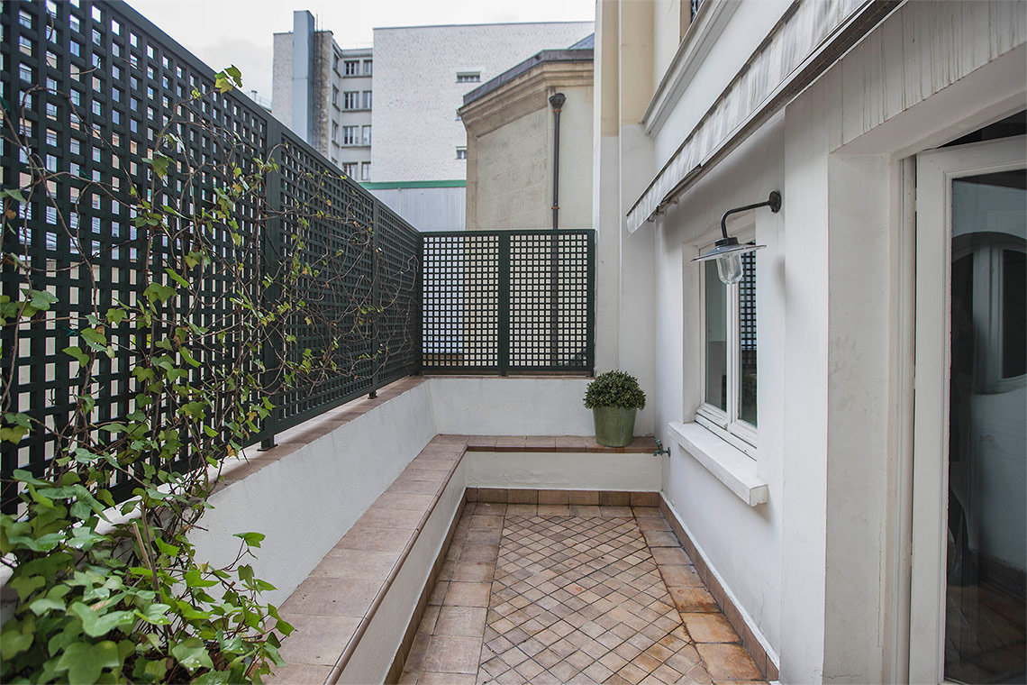 Appartement Paris Rue Jean Goujon 16