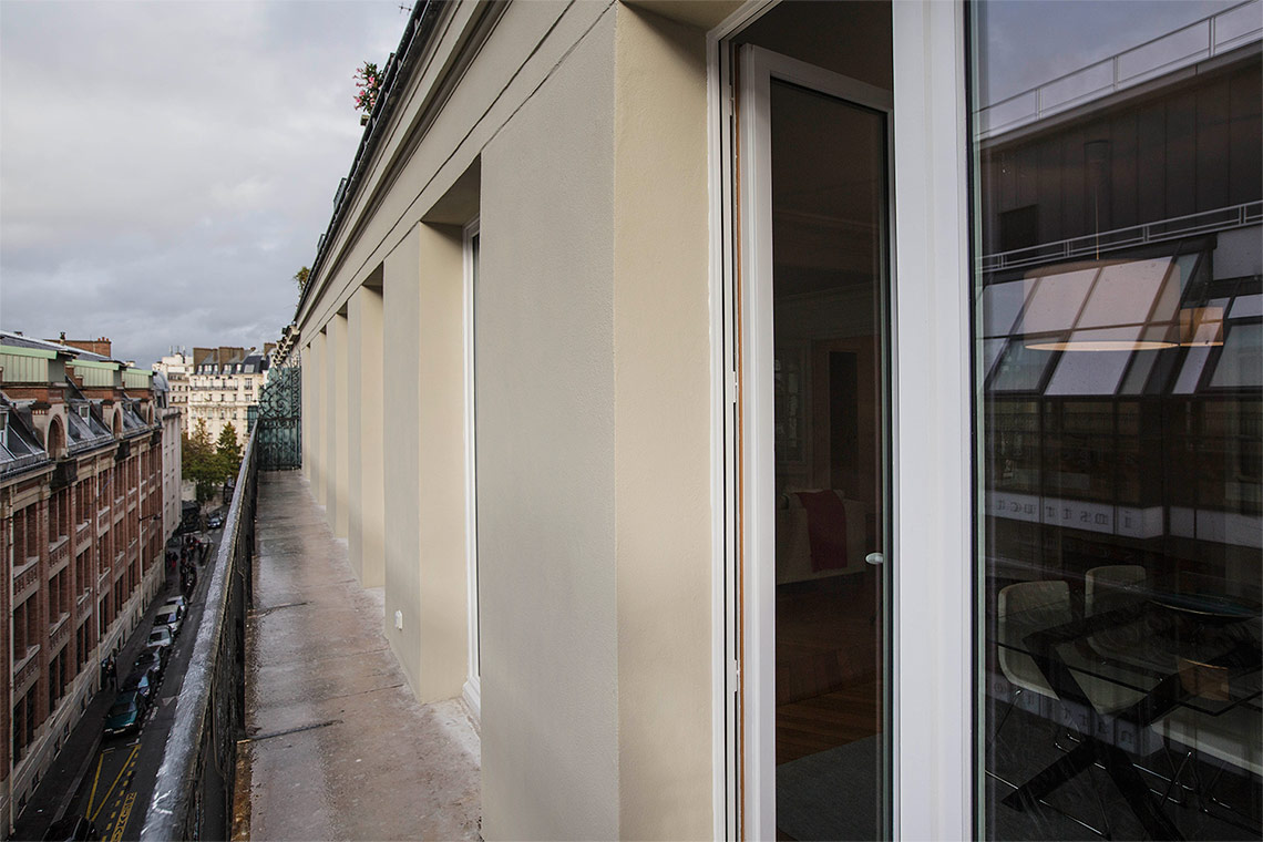 Apartment Paris Rue du Montparnasse 13