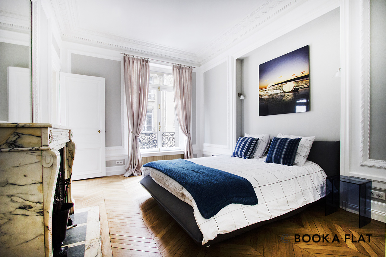 Apartamento Paris Avenue de Friedland 7
