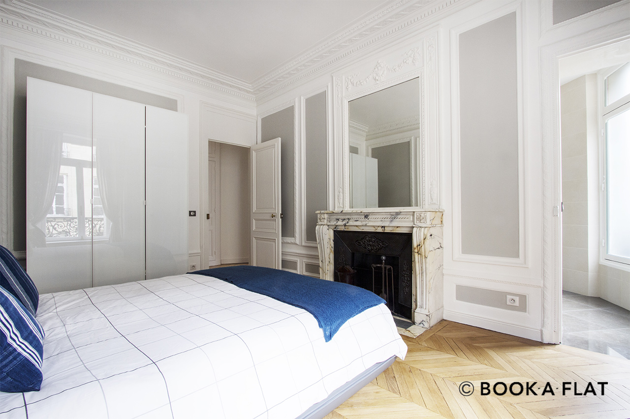 Apartamento Paris Avenue de Friedland 8