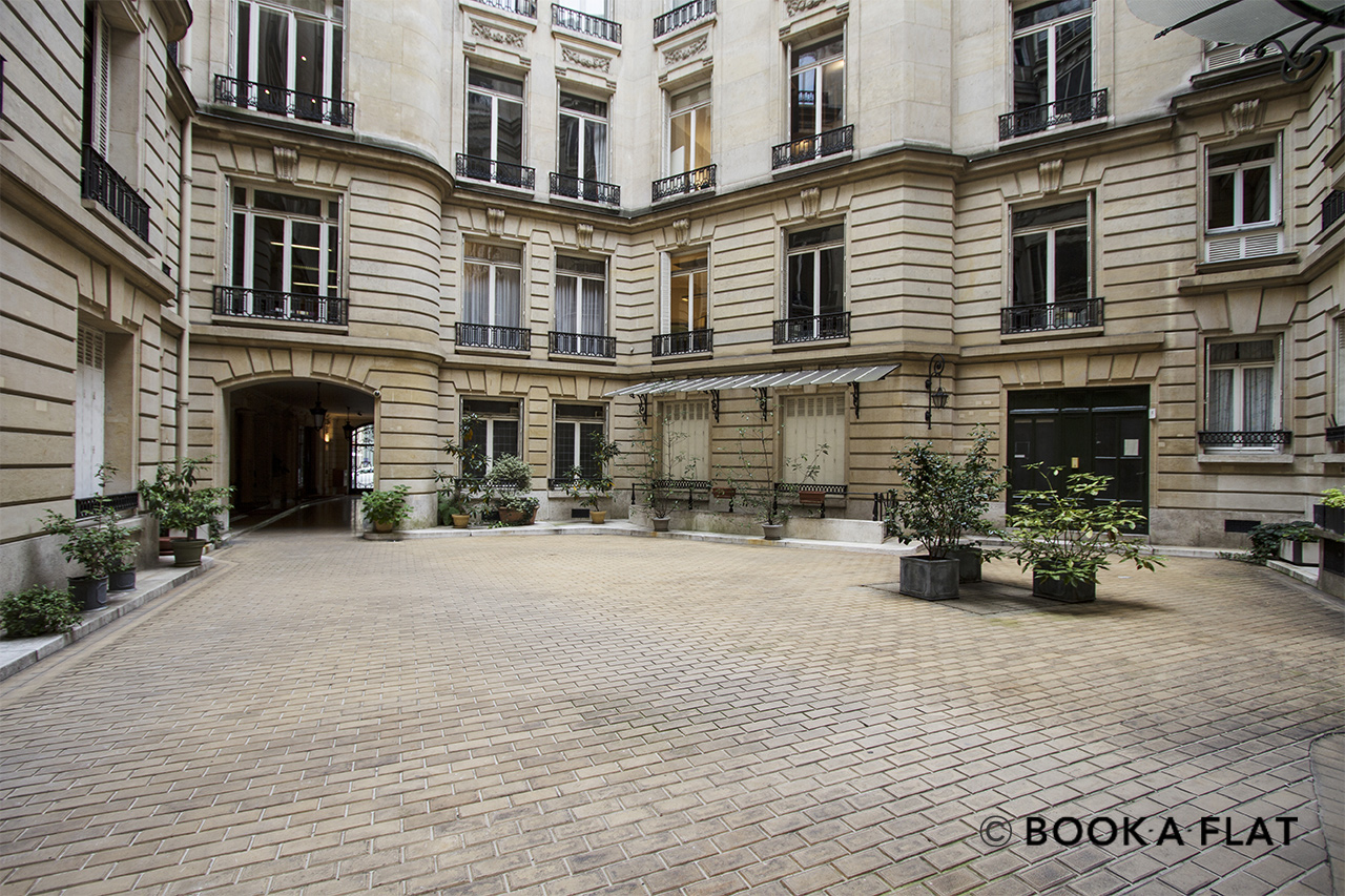 Apartamento Paris Avenue de Friedland 11