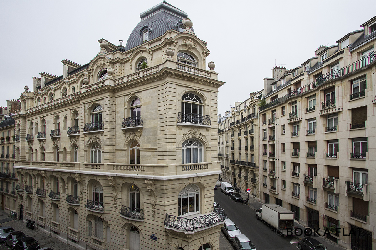 Appartement Paris Avenue de Friedland 10