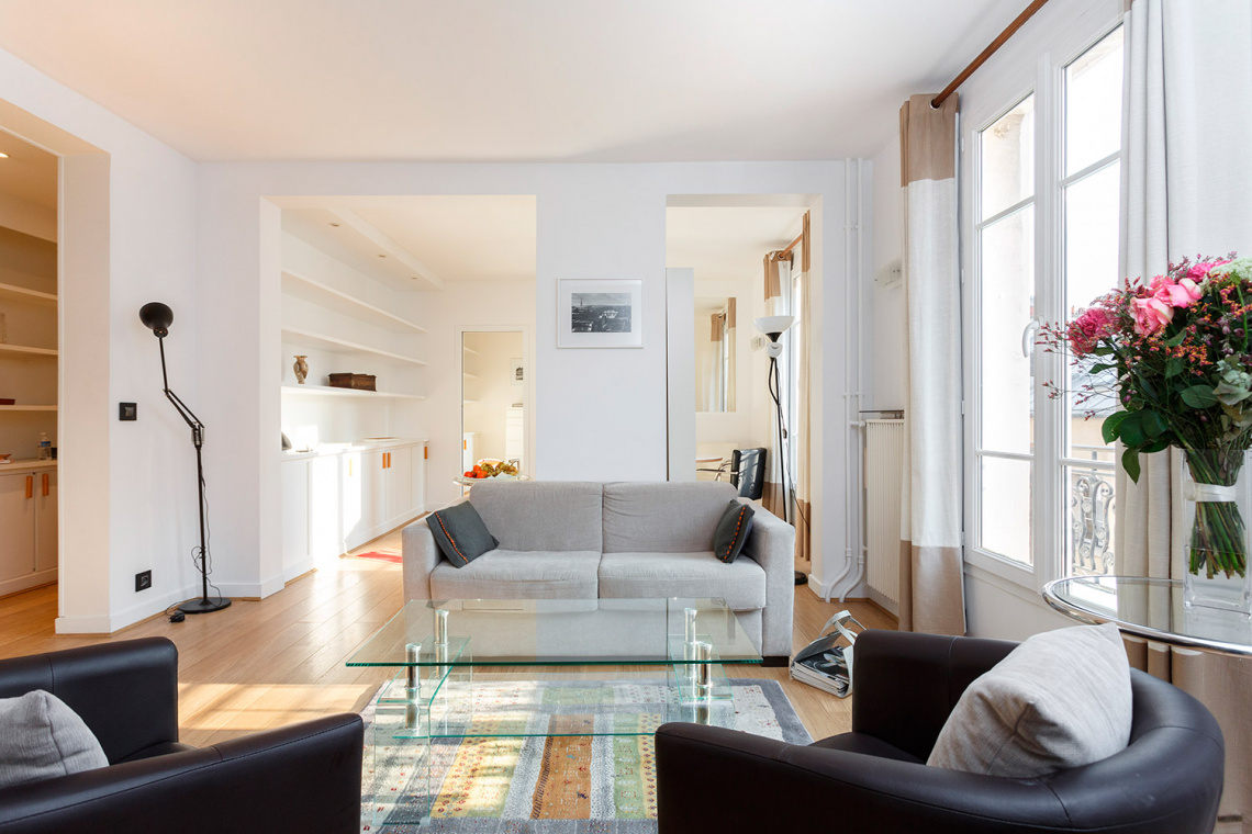 Paris Rue Lakanal Apartment for rent
