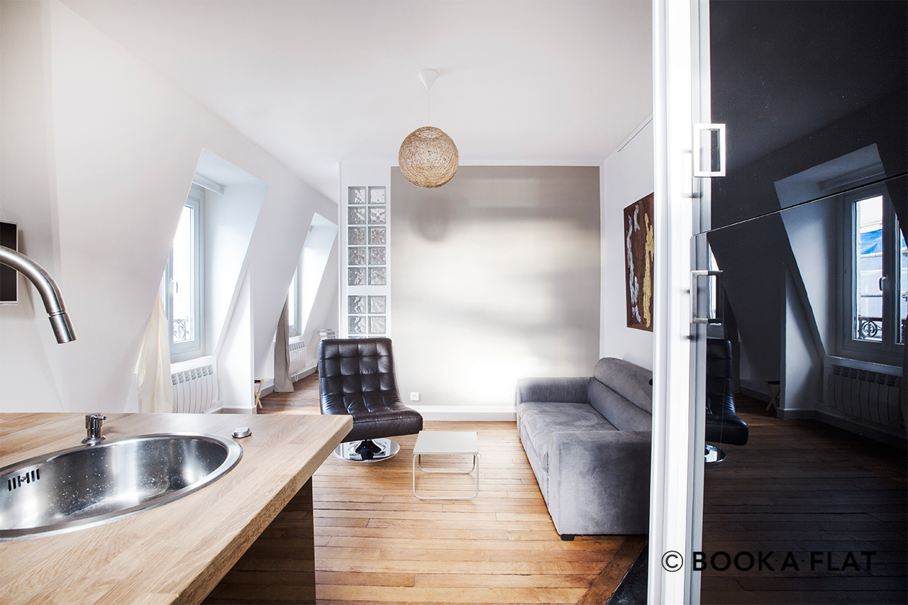 Apartamento Paris Avenue de Suffren 6