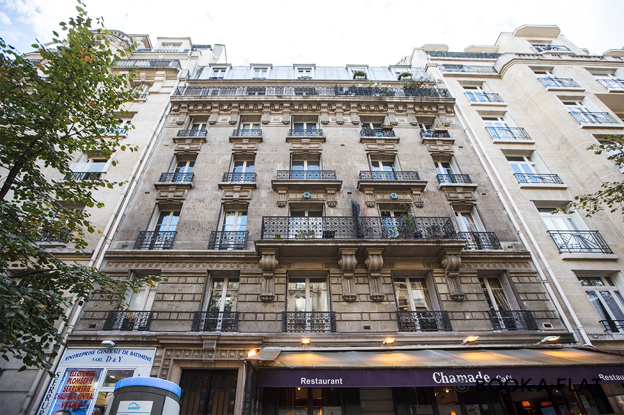 Apartamento Paris Avenue de Suffren 11