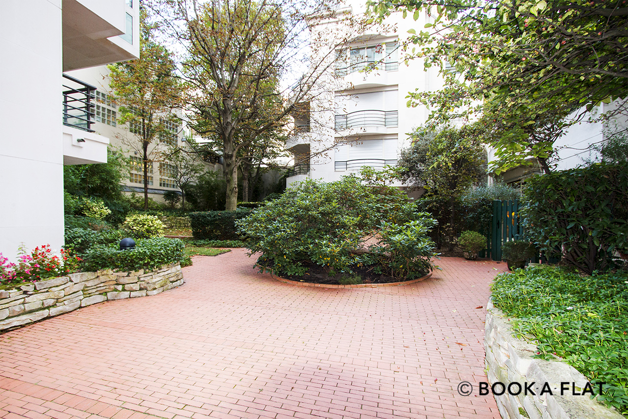 Appartement Paris Rue Benjamin Franklin 10