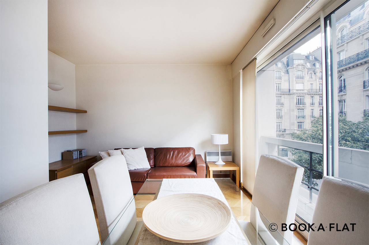 Appartement Paris Rue Benjamin Franklin 2