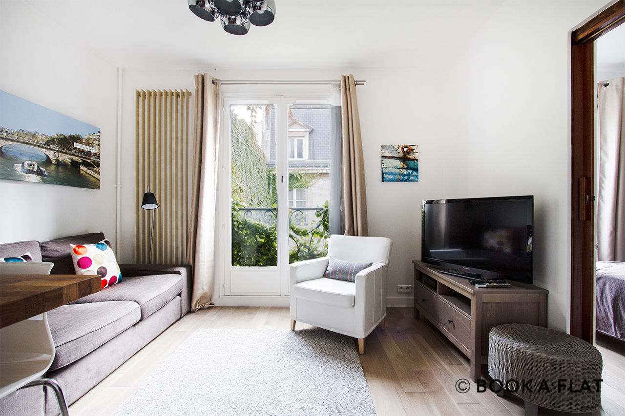 Paris Rue de Jarente Apartment for rent