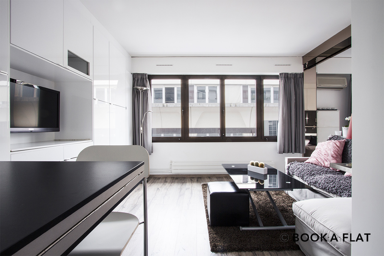Appartement Paris Rue Breguet 4