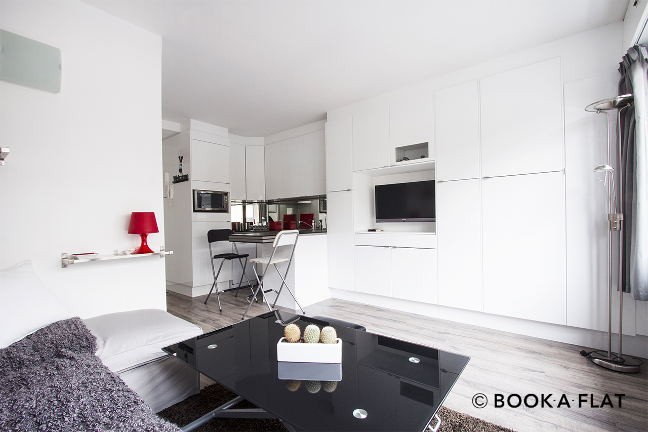 Appartement Paris Rue Breguet 6