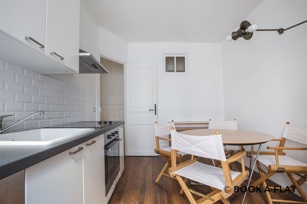 Appartement Paris Rue de Monttessuy 4