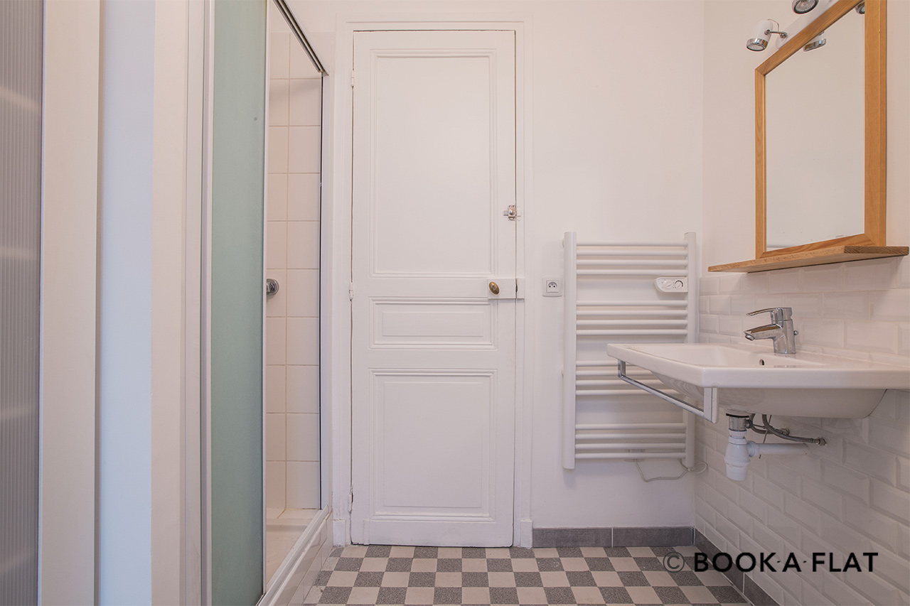 Appartement Paris Rue de Monttessuy 9