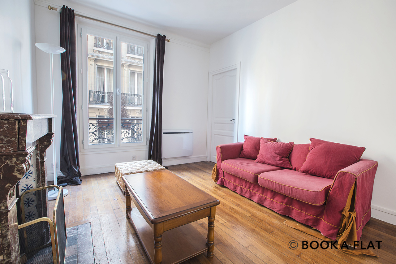 Appartement Paris Rue de Monttessuy 2