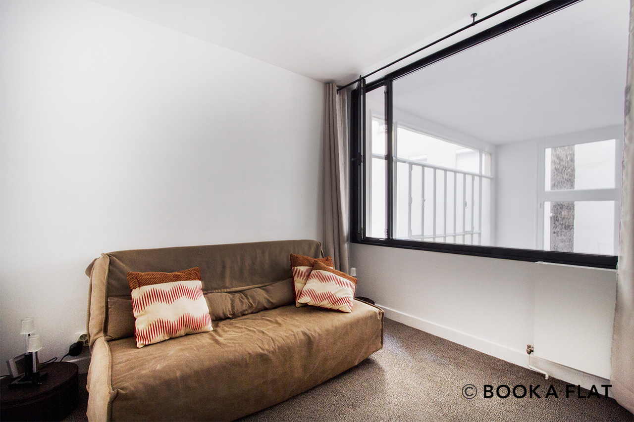 Квартира Paris Passage Doisy 11