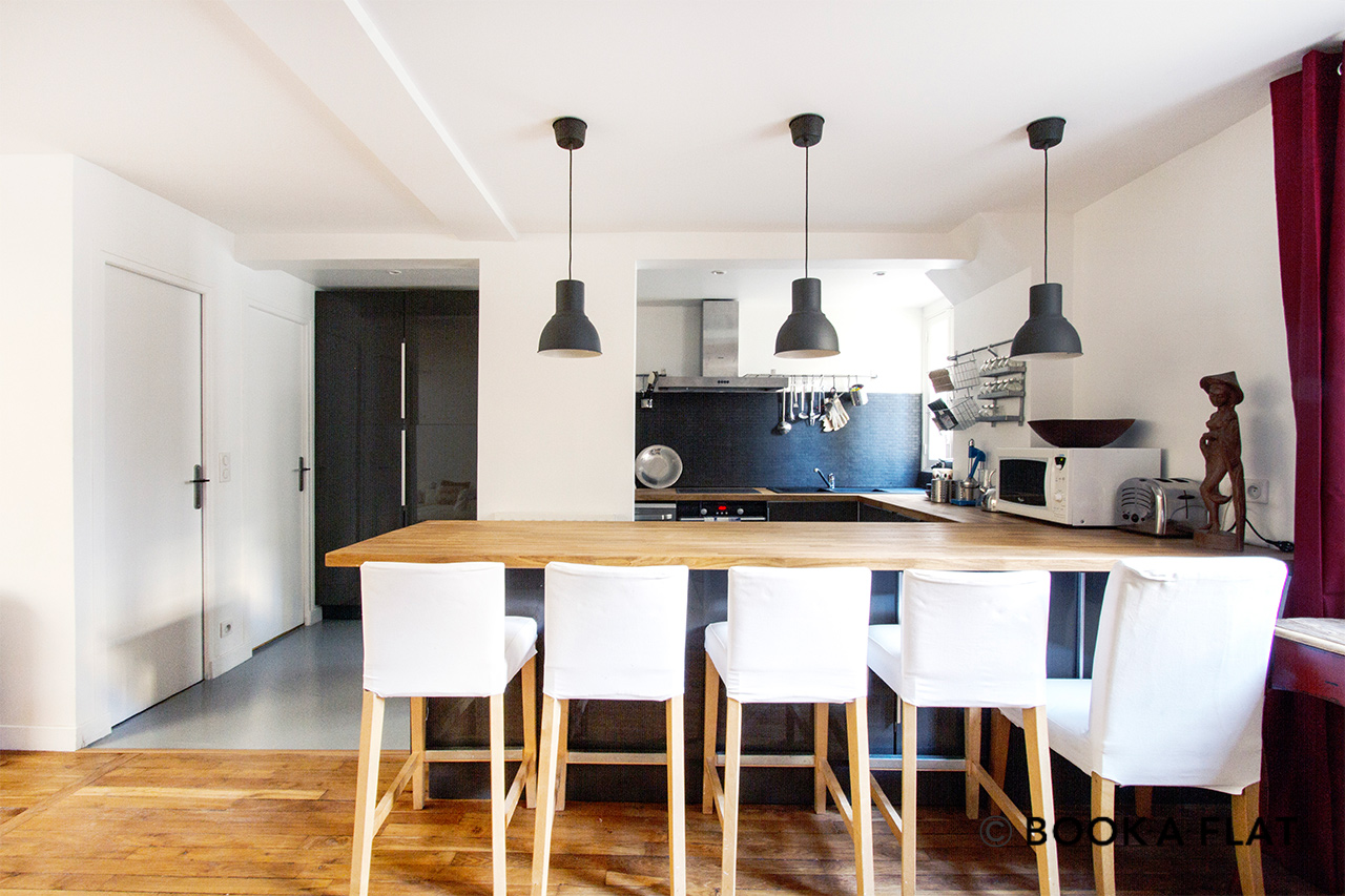 Квартира Paris Passage Doisy 7