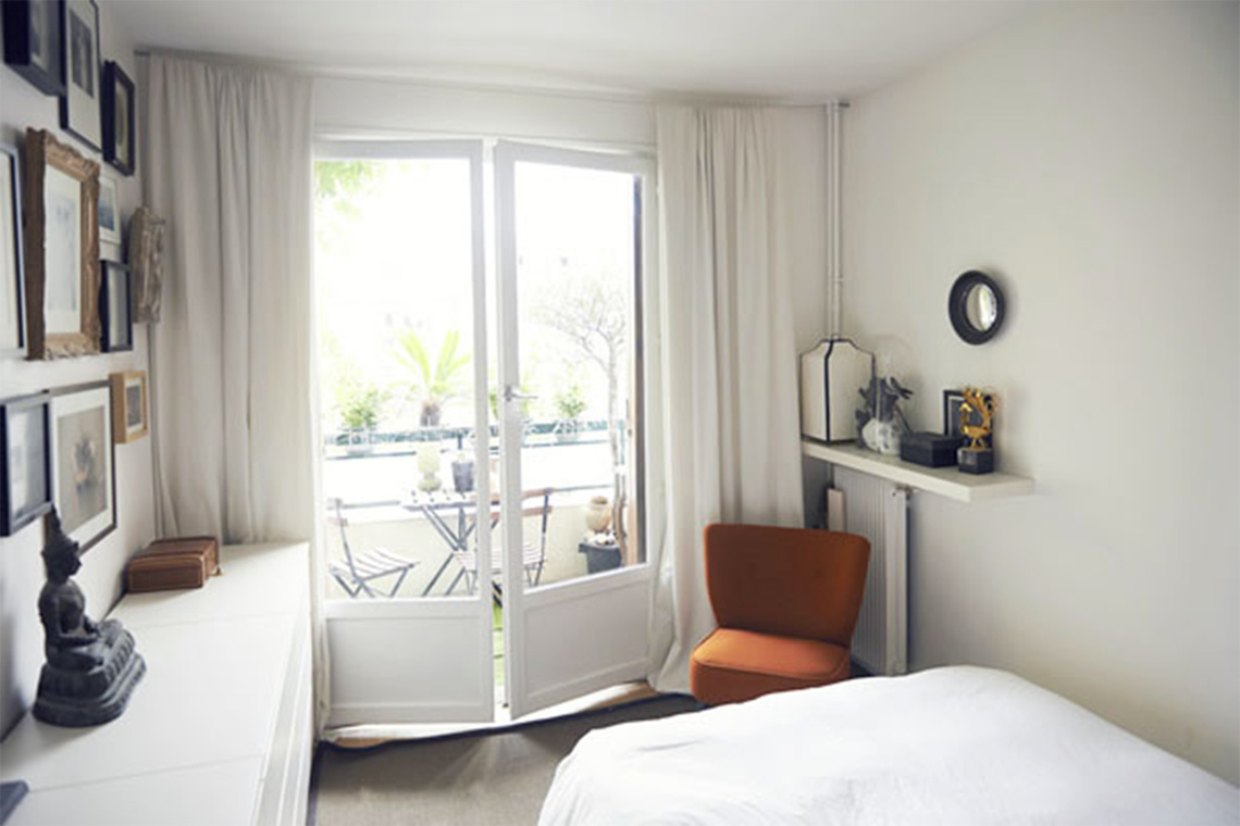 Квартира Paris Rue Servan 8