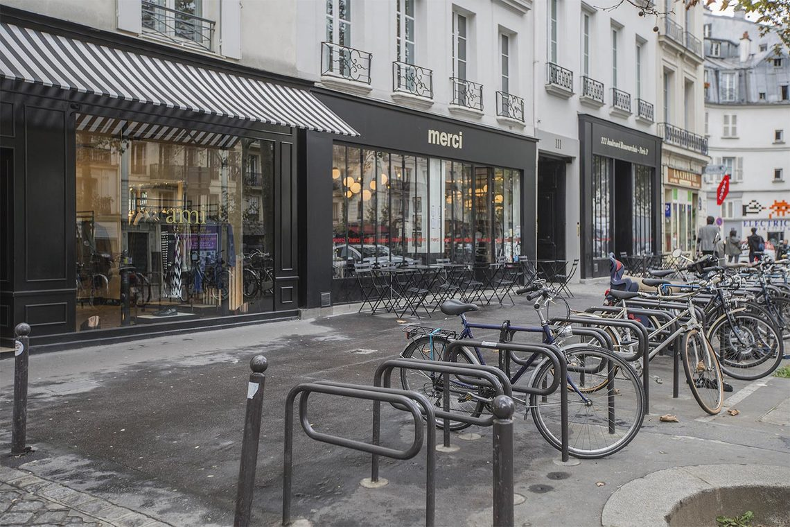 Квартира Paris Rue Servan 13