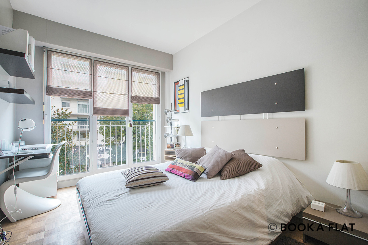 Apartment Levallois Perret Rue Anatole France 8