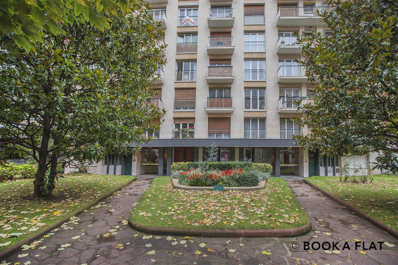 Apartment Levallois Perret Rue Anatole France 13