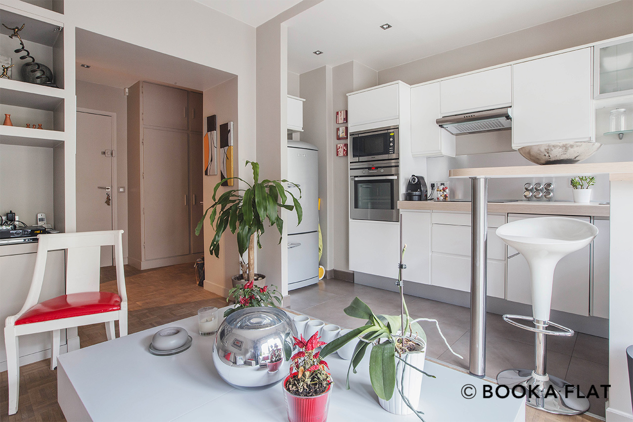 Apartment Levallois Perret Rue Anatole France 3