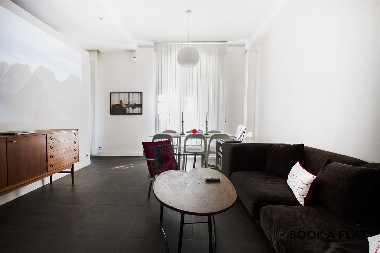 Location appartement meubl avenue du pr sident wilson for Salons wilson