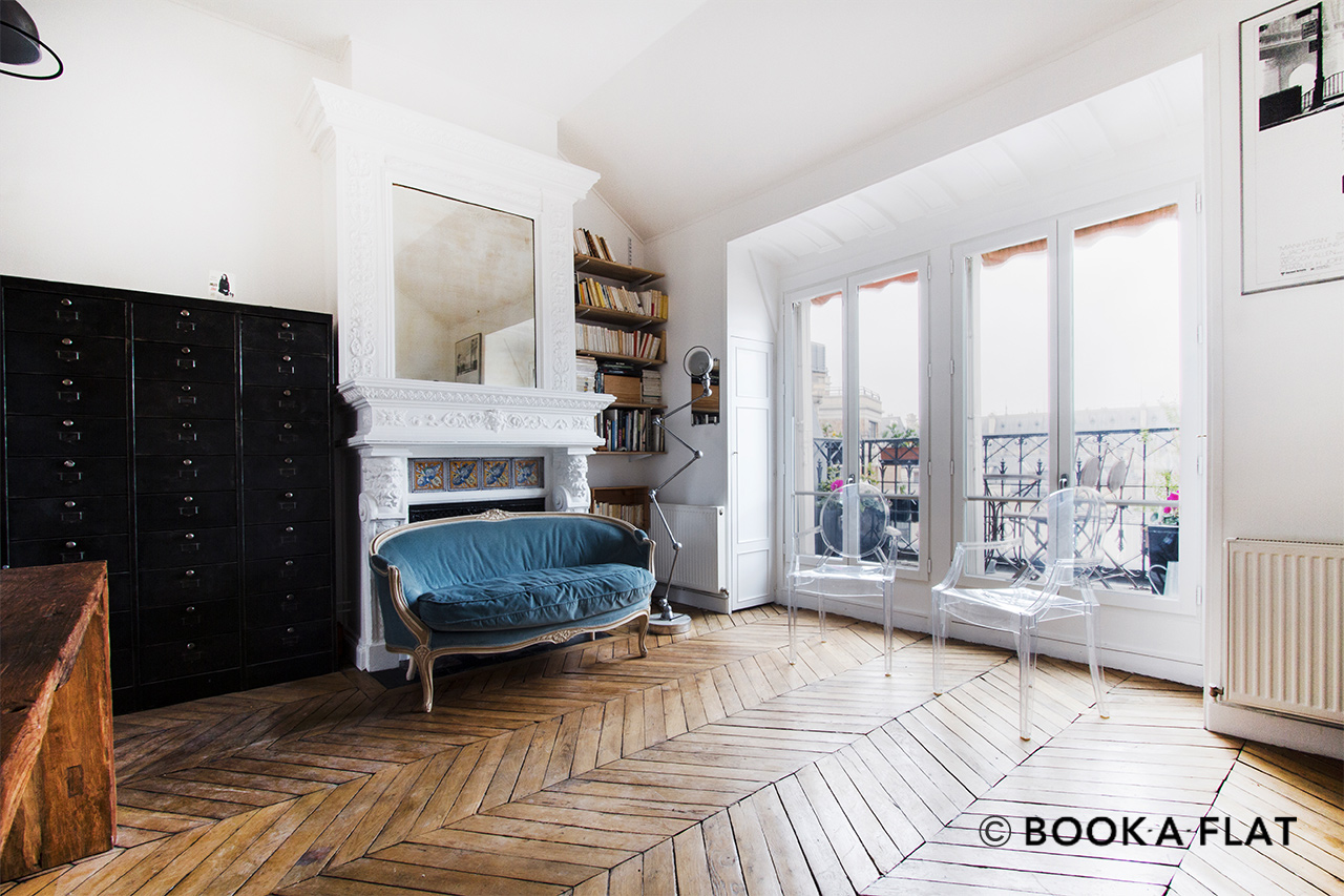 Paris Rue Jean de Beauvais Apartment for rent