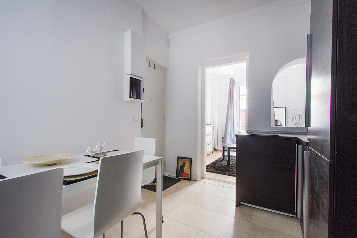 Apartment Paris Rue de Plaisance 7