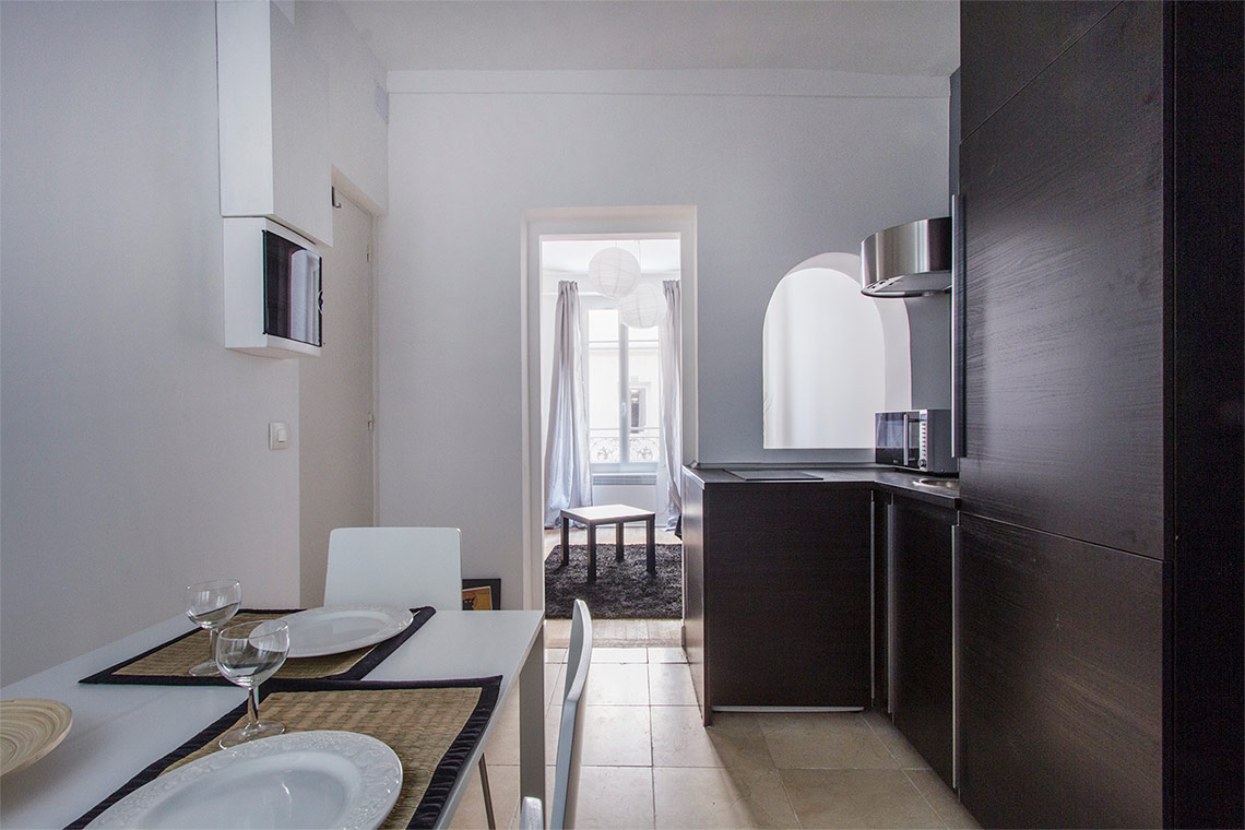 Apartment Paris Rue de Plaisance 6