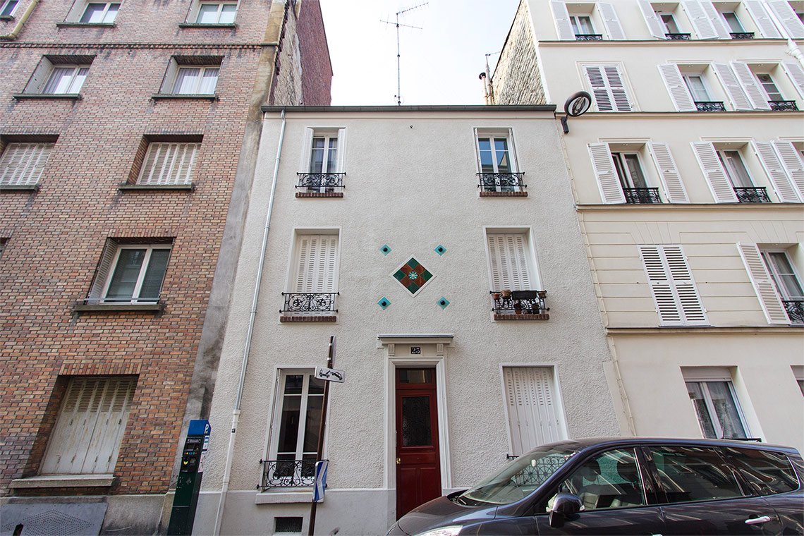 Apartment Paris Rue de Plaisance 11