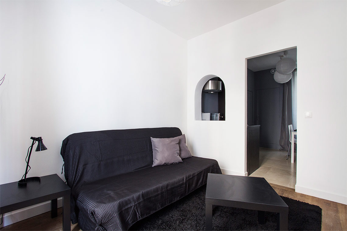 Paris Rue de Plaisance Apartment for rent
