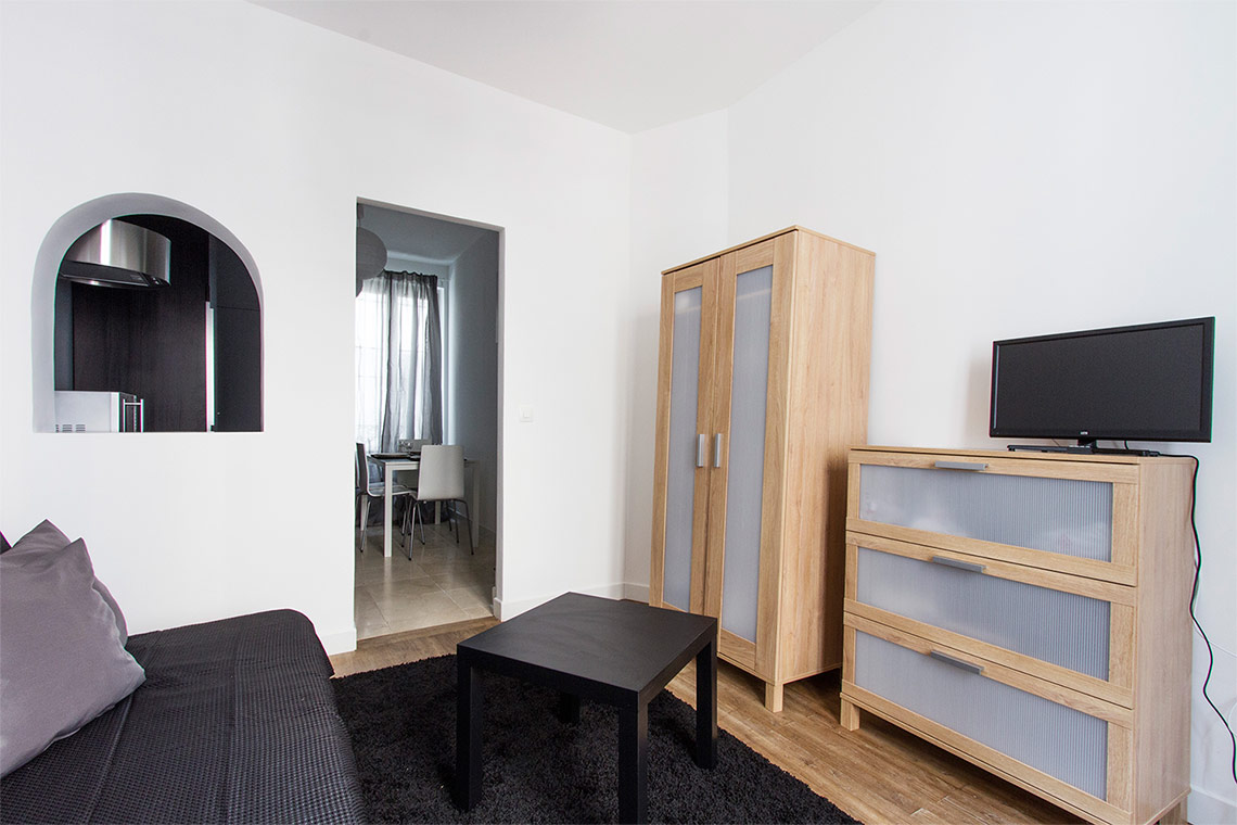 Apartment Paris Rue de Plaisance 4