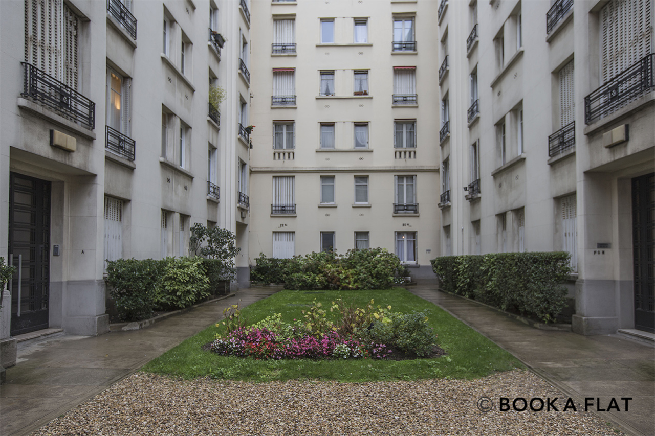 Apartment Paris Rue Jouvenet 9