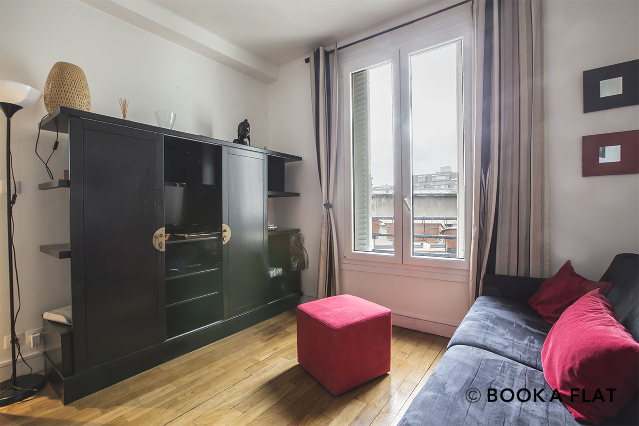 Apartment Paris Rue Jouvenet 4