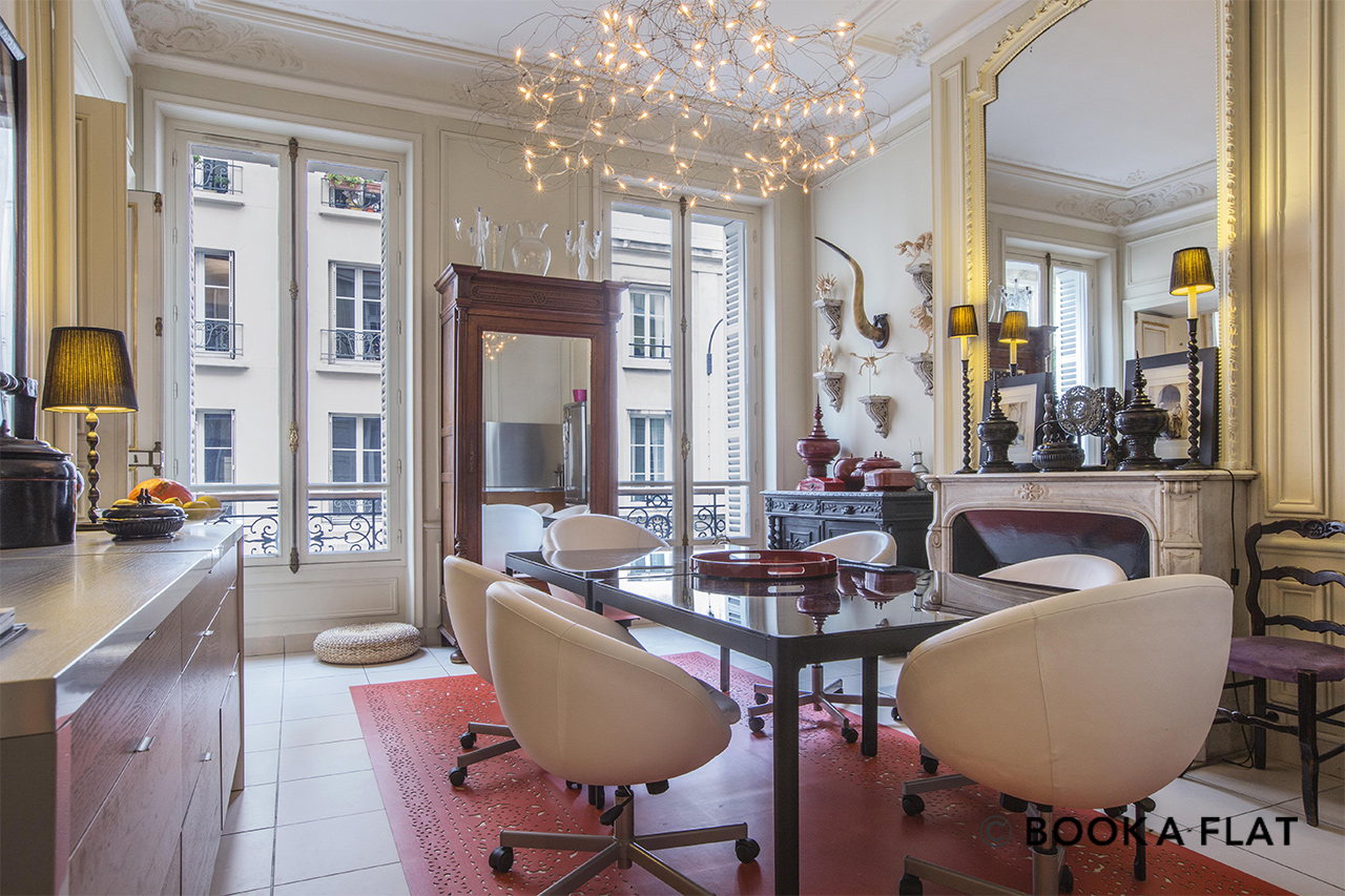Apartment for rent Rue de Milan, Paris | Ref 10334