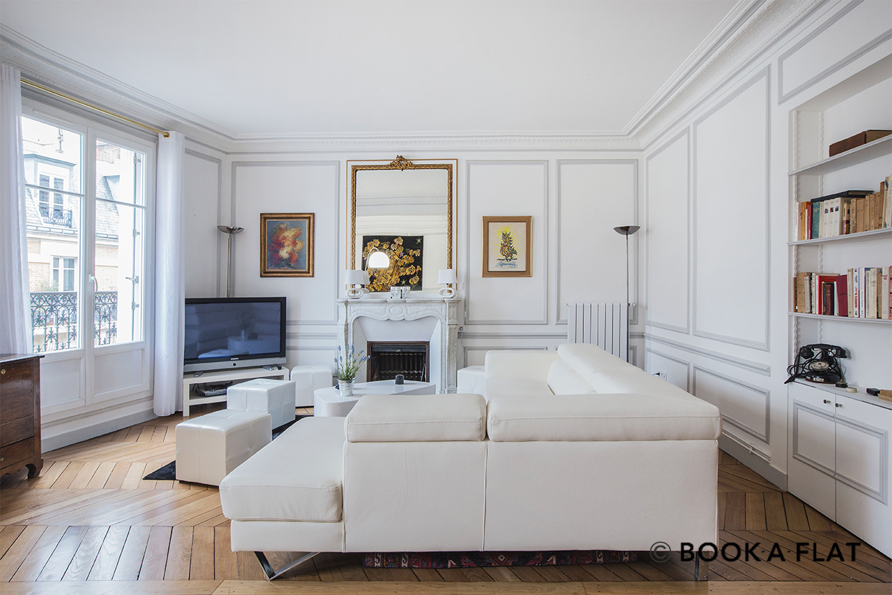 Paris Rue Jean de la Fontaine Apartment for rent