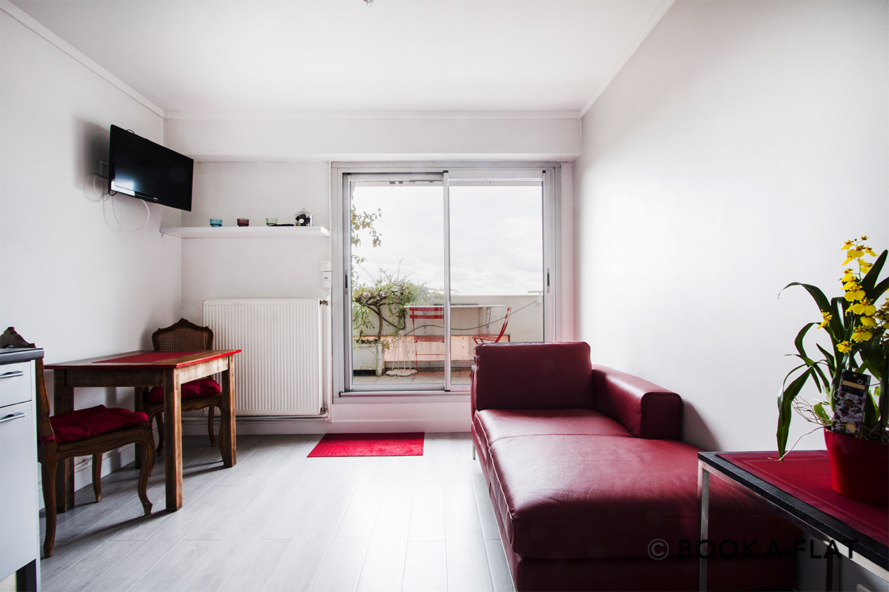 Paris Rue des Cottages Apartment for rent
