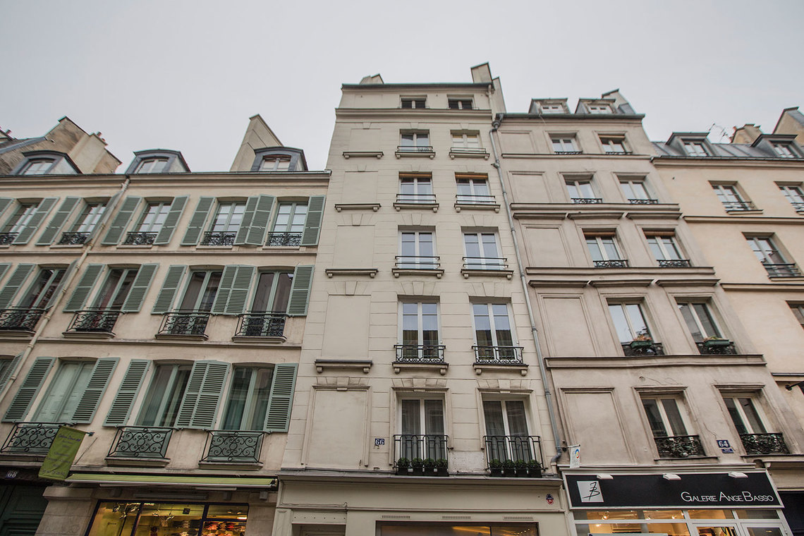 Apartment Paris Rue Mazarine 11