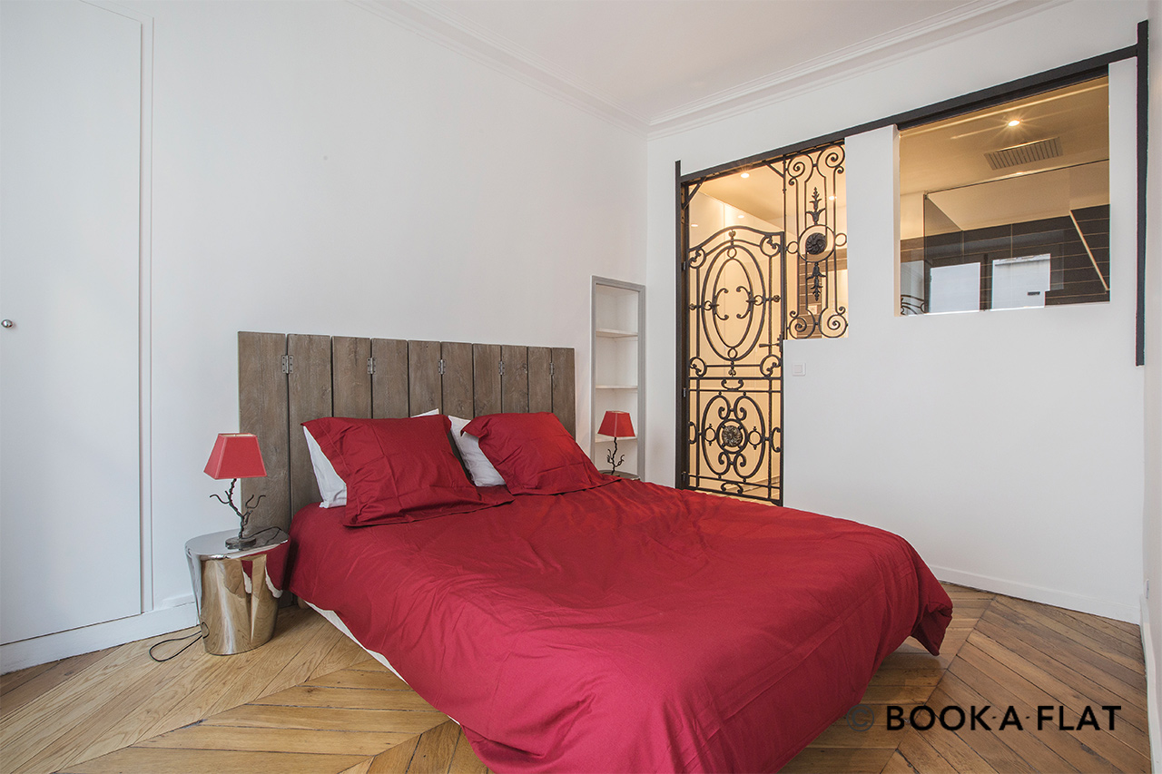 Appartement Paris Rue d'Alger 8