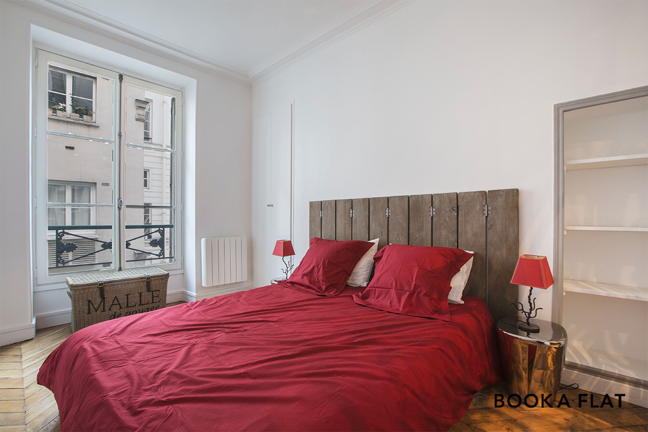 Appartement Paris Rue d'Alger 10