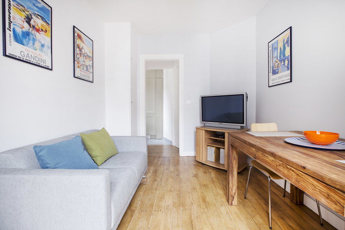 Apartment Paris Rue Castex 3