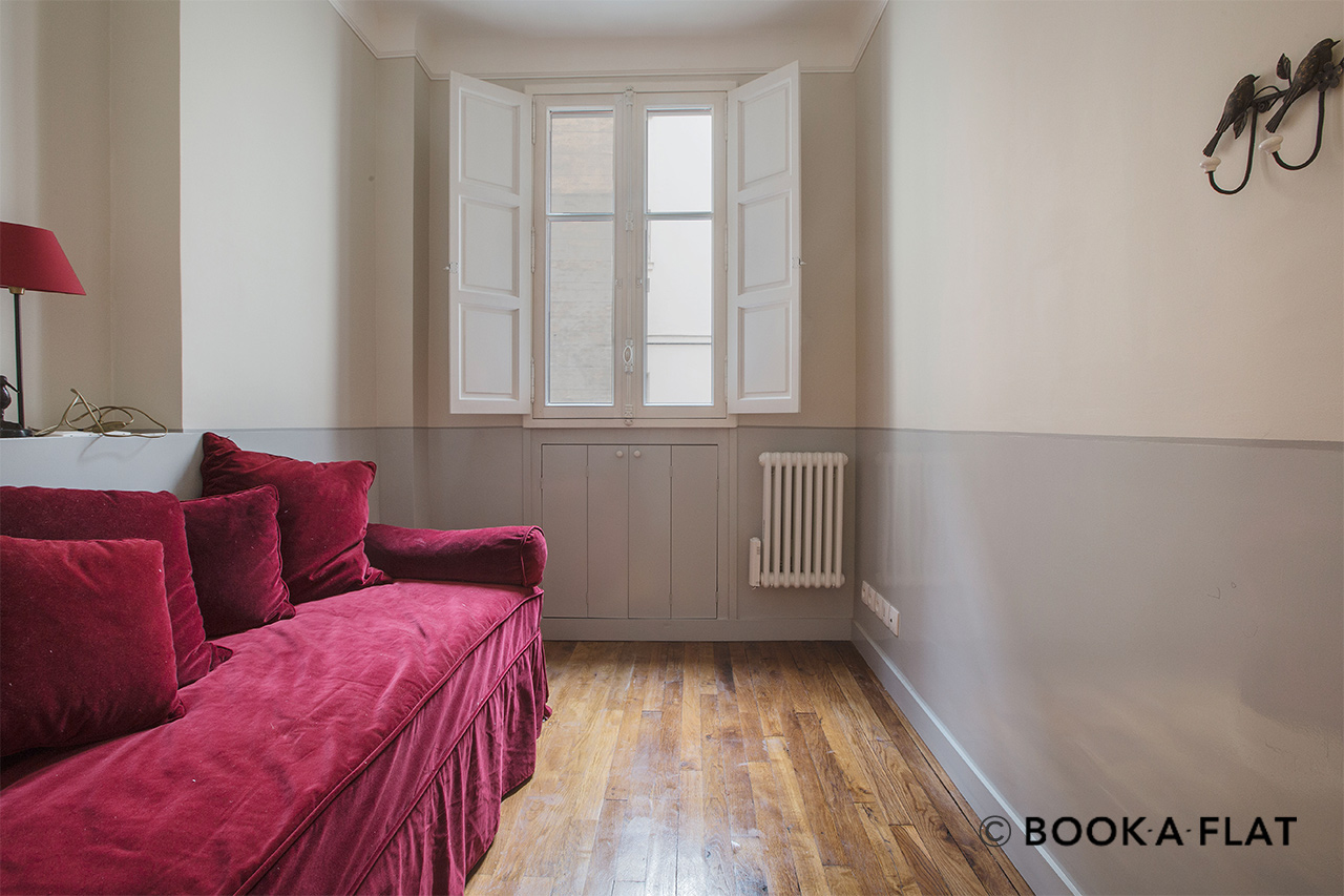 Appartement Paris Rue Auguste Bartholdi 10
